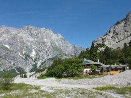 Wimbachtal - Wimbachgrieshütte
