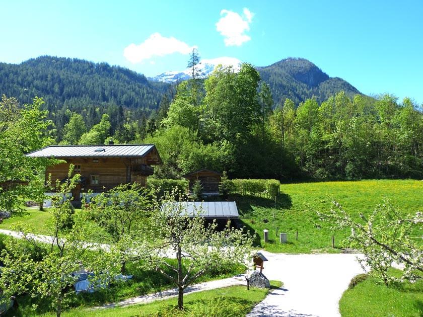 Haus im Grund - Ferienwohnung Watzmann